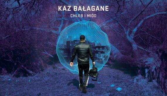 Kaz Bałagane udostępnił promomix nowej płyty