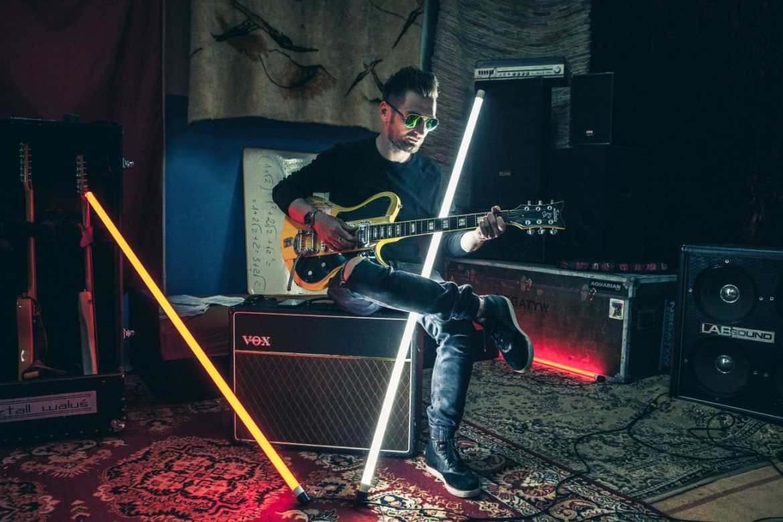 Mietall Waluś w legendarnym studiu Abbey Road (wideo)