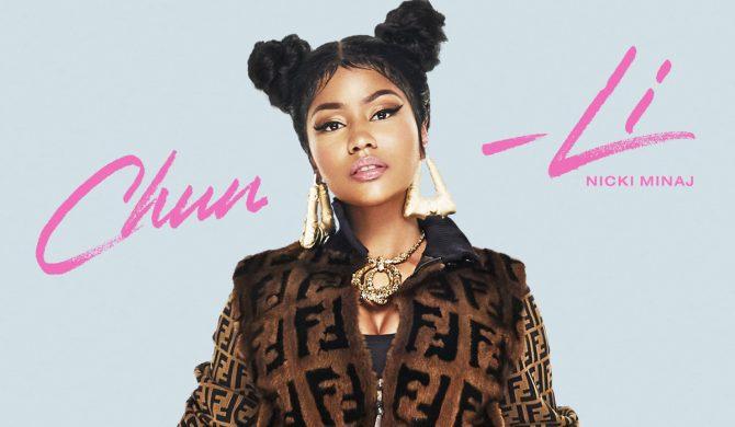 """Nicki Minaj z klipem do """"Chun Li"""""""