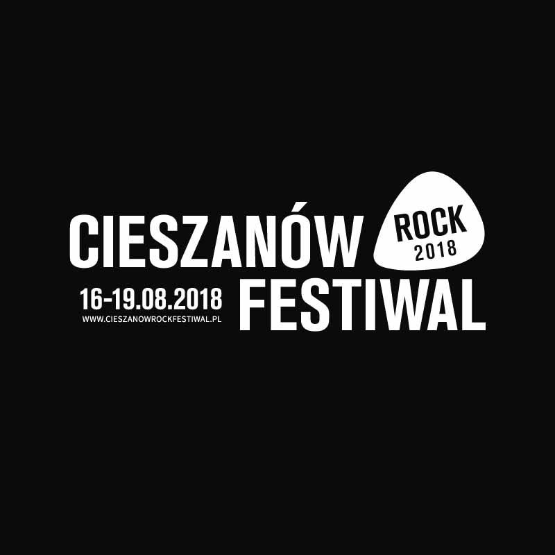 Znamy kolejnych wykonawców Cieszanów Rock Festiwal 2018