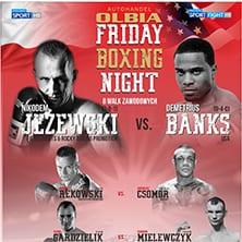 Friday Boxing Night 2018