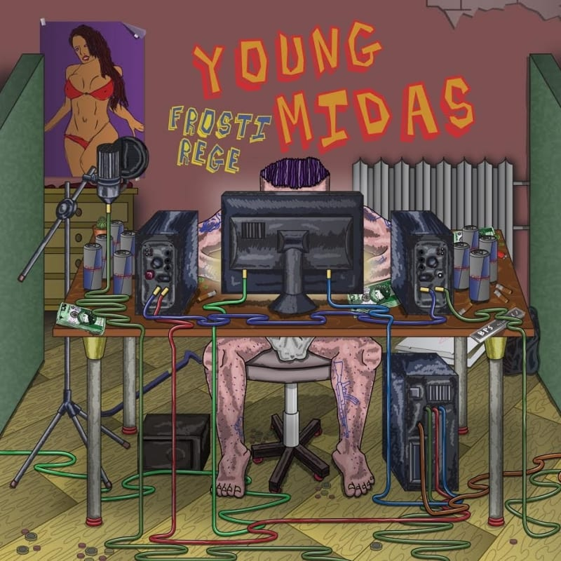 "Frosti Rege – ""Young Midas"""