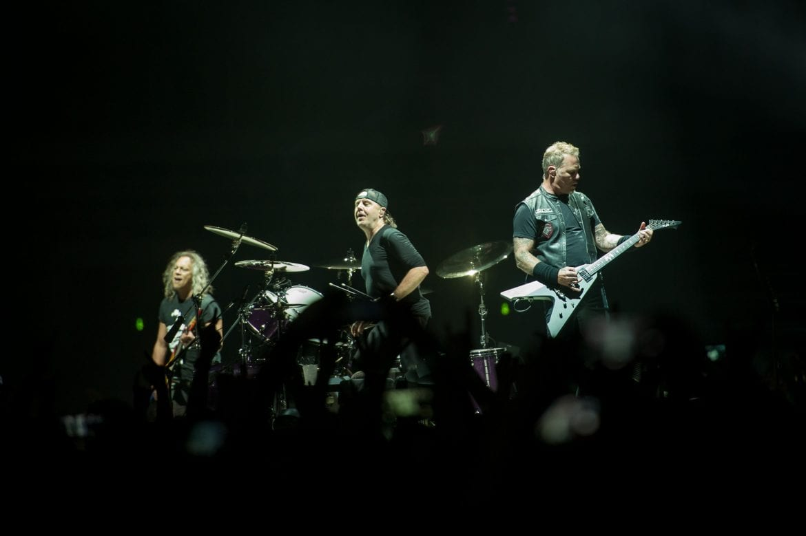 "Metallica: ""We love You, Cracow"""