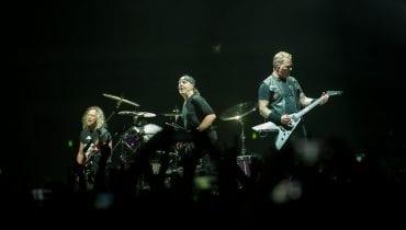 Metallica wsparła ofiary kalifornijskich pożarów