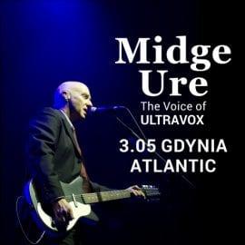Midge Ure (of Ultravox) & the Band
