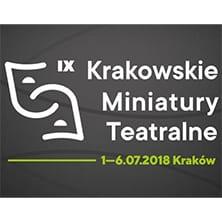 IX Krakowskie Miniatury Teatralne