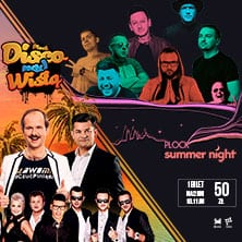 Disco nad Wisłą / Płock Summer Night – PAKIETY