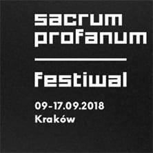 Sacrum Profanum 2018