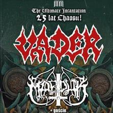 Vader, Marduk + goście – 25 lat chaosu