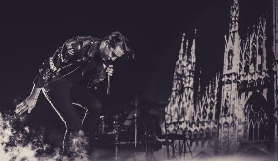 G-Eazy rozgrzał Torwar. Zdjęcia z wczorajszego koncertu