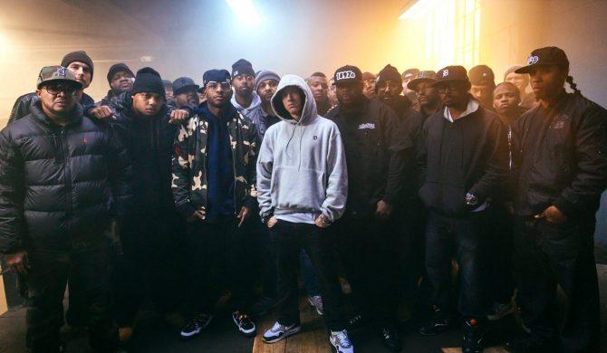 """Eminem przyznaje: diss na Tylera """"zaszedł za daleko"""""""