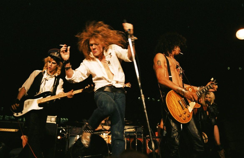 Guns N' Roses udostępnili niepublikowany wcześniej utwór