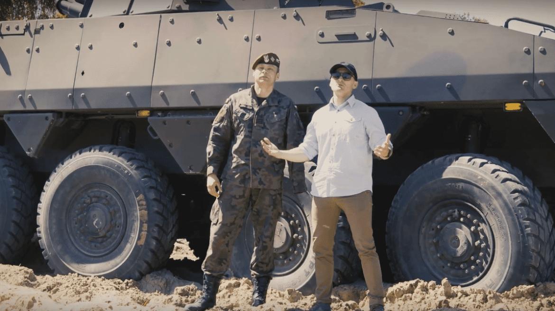 Doniu nakręcił klip z weteranem wojny w Afganistanie