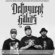 Delinquent Habits + support