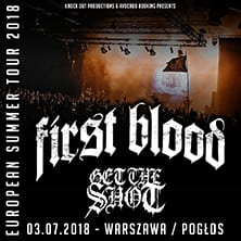 First Blood + Get The Shot + support