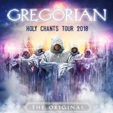 GREGORIAN 2018
