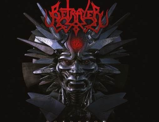 Nowy album Betrayer!