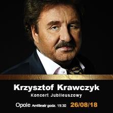 Krzysztof Krawczyk – Koncert Jubileuszowy