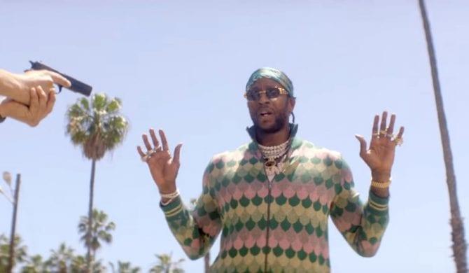 YG, Nicki Minaj, 2 Chainz, Big Sean w jednym klipie