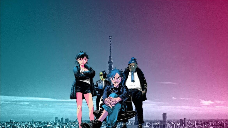 Premiera nowego albumu Gorillaz