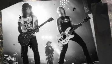Guns N' Roses publikują nowe wideo