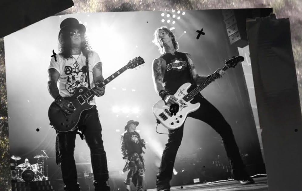 Nowe wideo Guns N' Roses