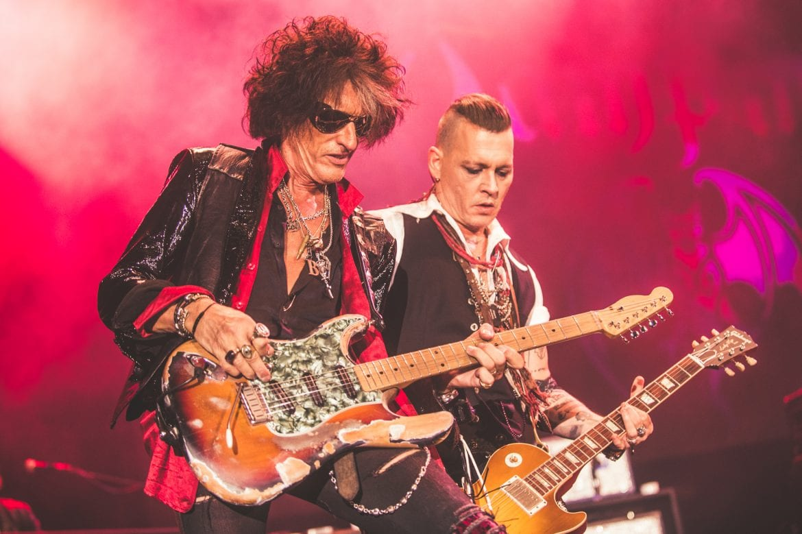 HOLLYWOOD VAMPIRES – Torwar – 12.06.18 (Foto: P. Tarasewicz)