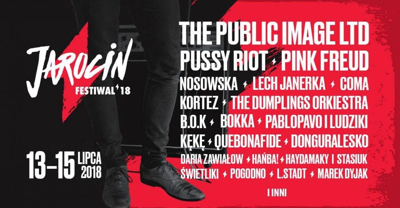 Wygraj podwójny karnet na Jarocin Festiwal