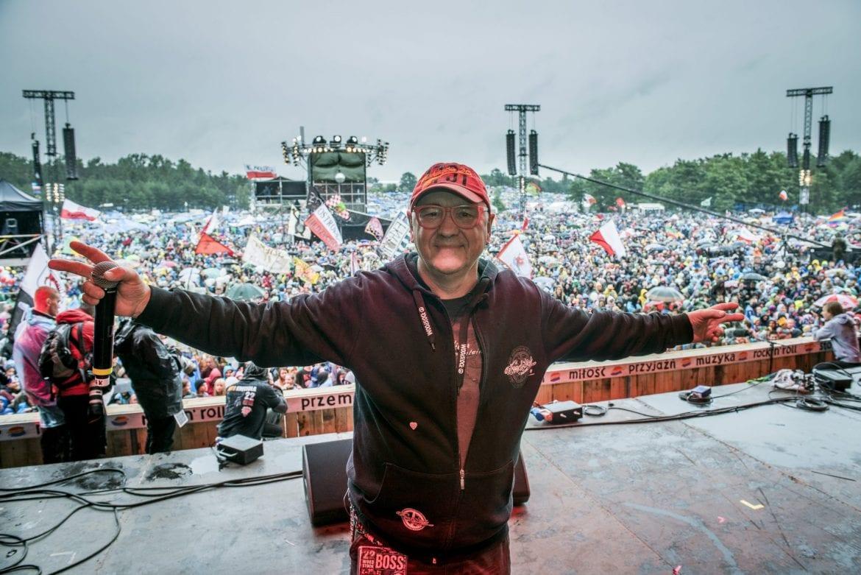 WOŚP wnioskuje do Policji w sprawie Pol'and'Rock Festivalu