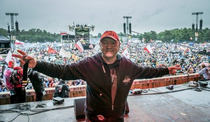 25. Pol'and'Rock Festival z kolejną zagraniczną gwiazdą