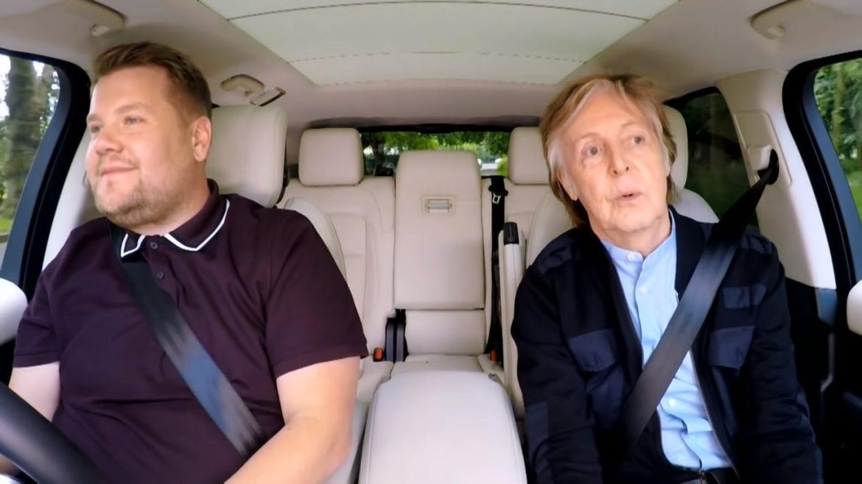 """Rozszerzona wersja """"Carpool Karaoke"""" z Paulem McCartneyem"""