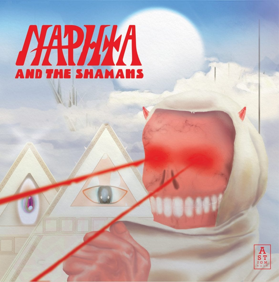 """Naphta – """"Naphta and the Shamans"""""""
