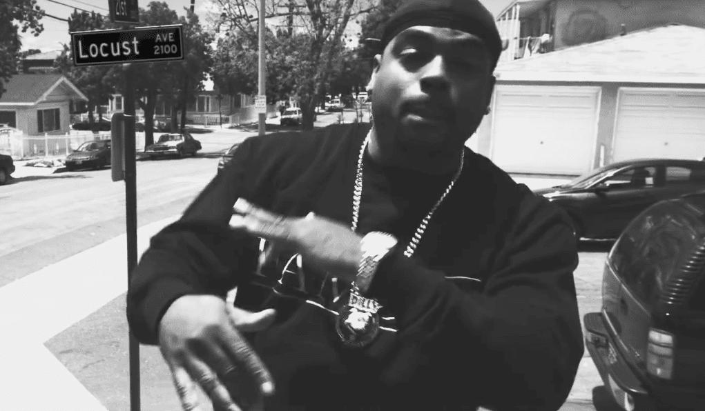 Kanye West zdissowany przez Daza Dillingera