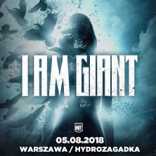I Am Giant + support