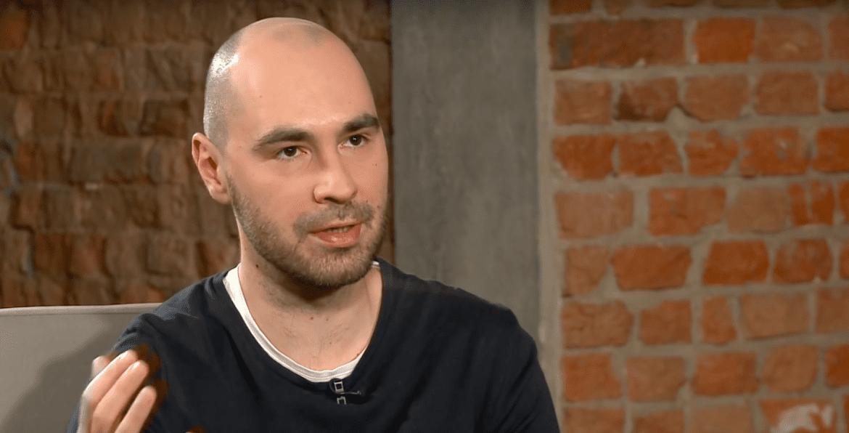 """Jakub Żulczyk: """"Słucham opowieści Bałagane nie od wczoraj"""""""