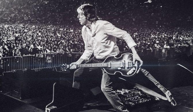 Najgorszy basista? McCartney zdradza kulisy rozmowy z Quincym Jonesem