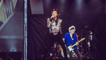 Warszawski koncert The Rolling Stones na zdjęciach
