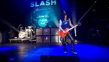 Nowy kawałek Slasha