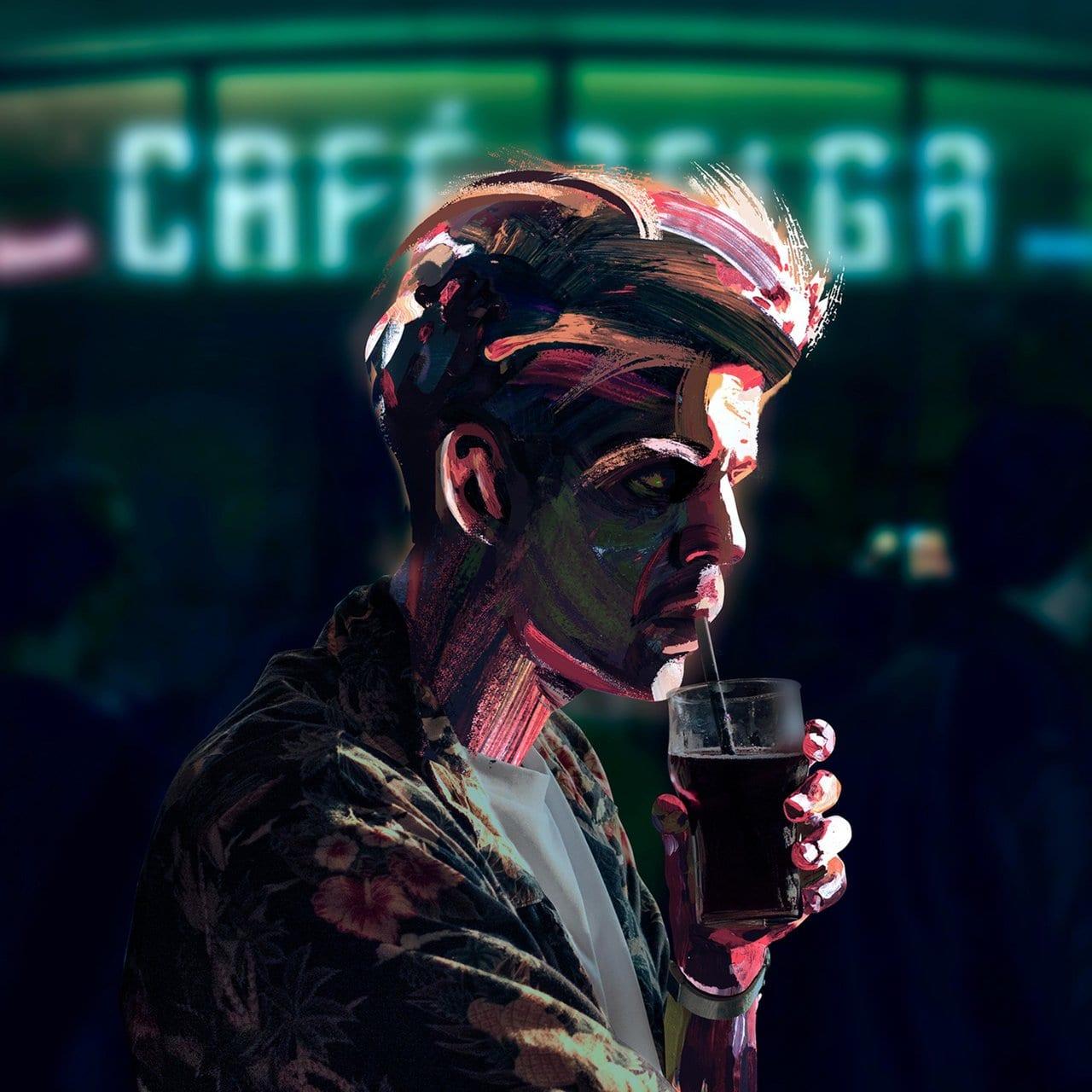 "Taco Hemingway – ""Café Belga"""