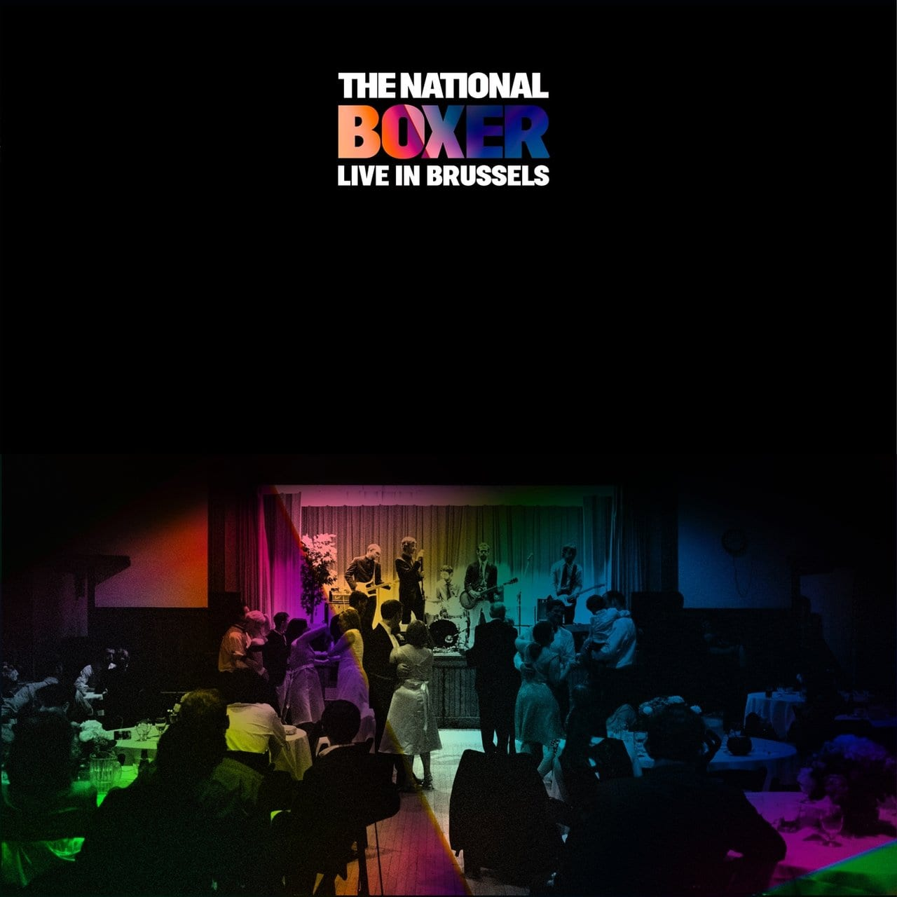 """The National – """"Boxer Live in Brussels"""""""