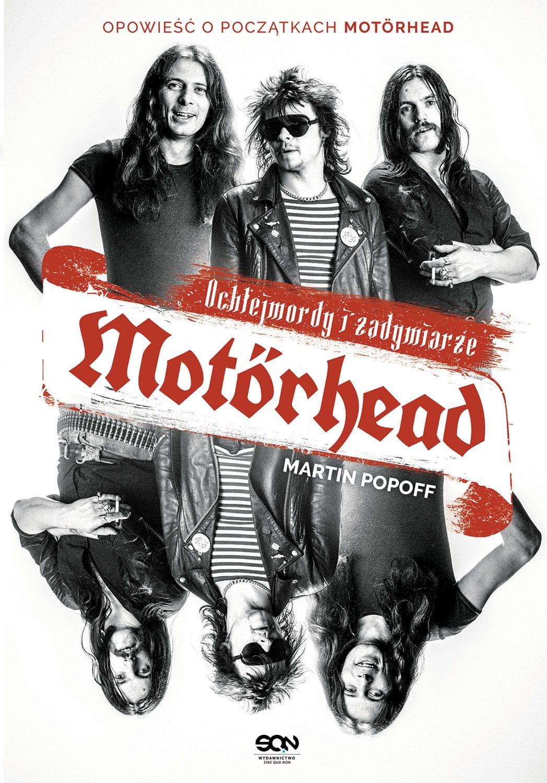 """Motörhead? """"Ochlejmordy i zadymiarze""""!"""