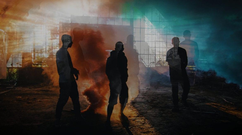"""Posłuchaj albumu """"DEŻAWI"""" Dudka, Żarego i INKG"""