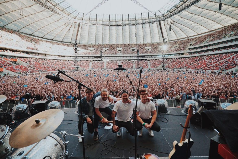 Zespół BEMY wspomina koncert Eda Sheerana