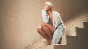 """Ariana Grande: """"Ten rok był jednym z najlepszych i najgorszych"""""""