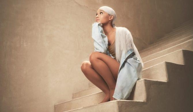 Ariana Grande dobitnie wyjaśniła, co sądzi o Grammy dla rapowej płyty roku