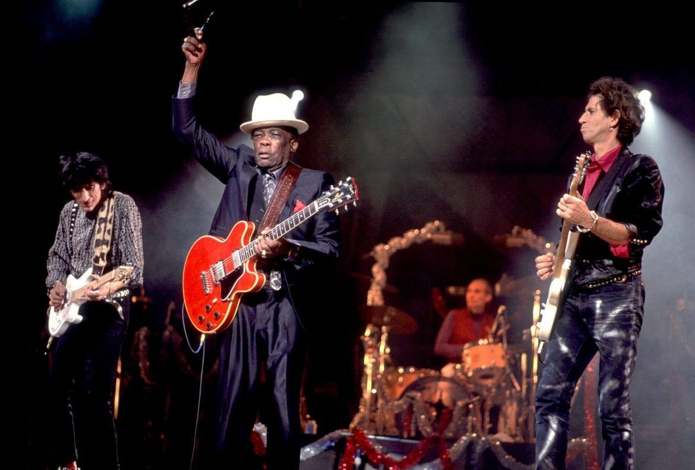 The Rolling Stones z kompilacją klasyków bluesa