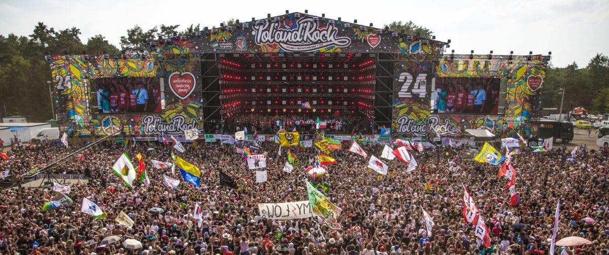 Znamy kolejną gwiazdę Pol'and'Rock Festivalu
