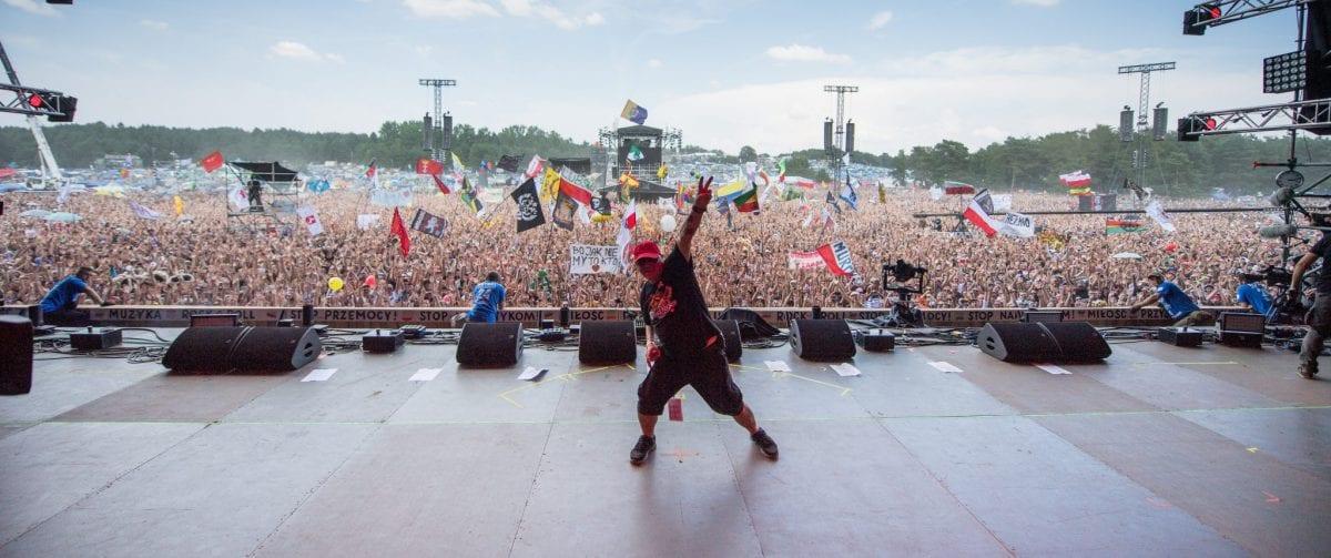 Nowi artyści w line-upie Pol'and'Rock Festivalu
