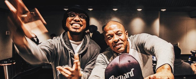 Dr. Dre i Anderson .Paak skończyli płytę