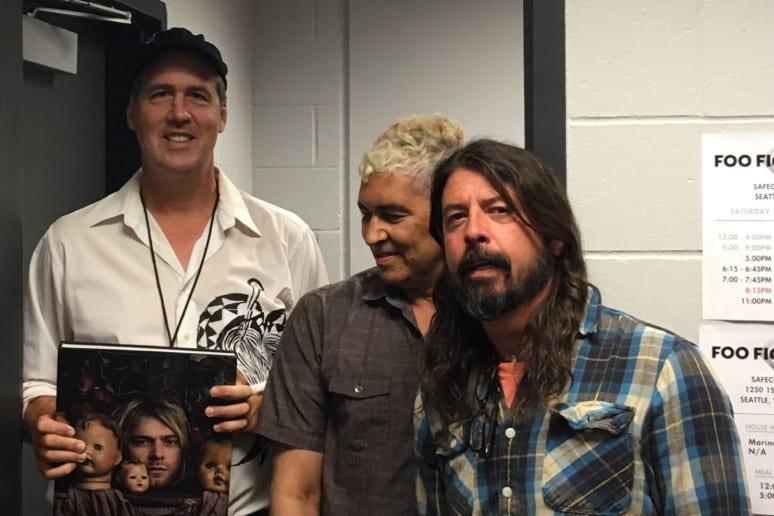 Foo Fighters wystąpili z Kristem Novoselikiem